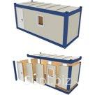 Сборно-разборные модули, бытовки, блок-контейнеры
